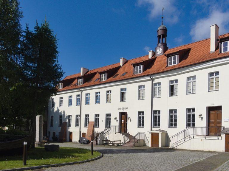 Muzeum, budynek Gimnazjum