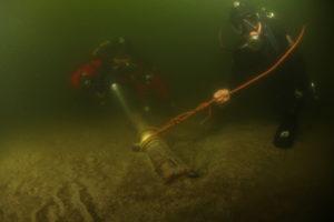 archeologia podwodna, fot D Pietruszka