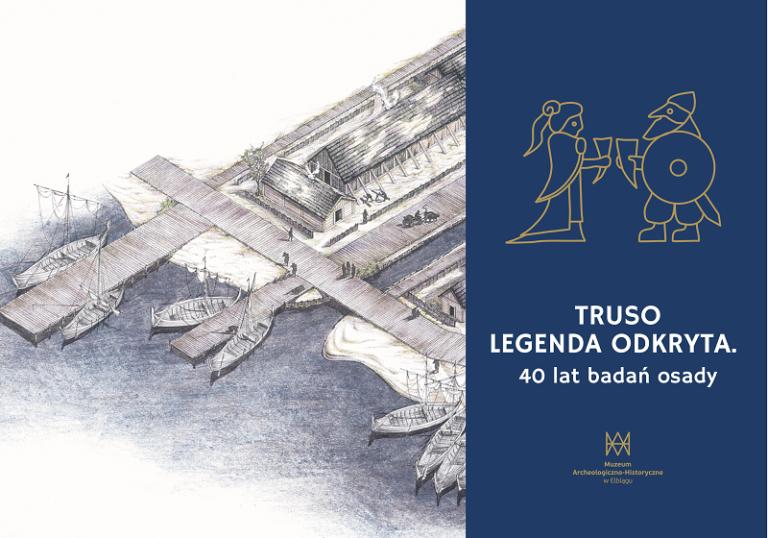 40-lecie wykopalisk w Truso